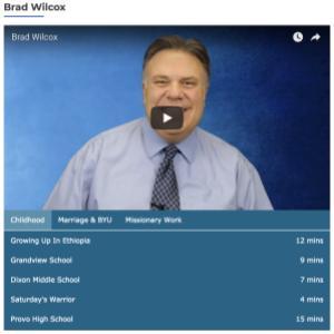Brad Wilcox