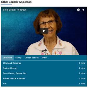 Ethel Andersen