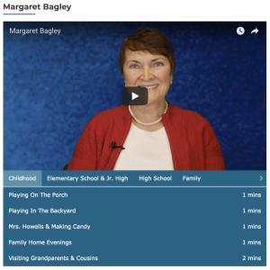 Margaret Bagley
