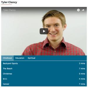 Tyler Clancy