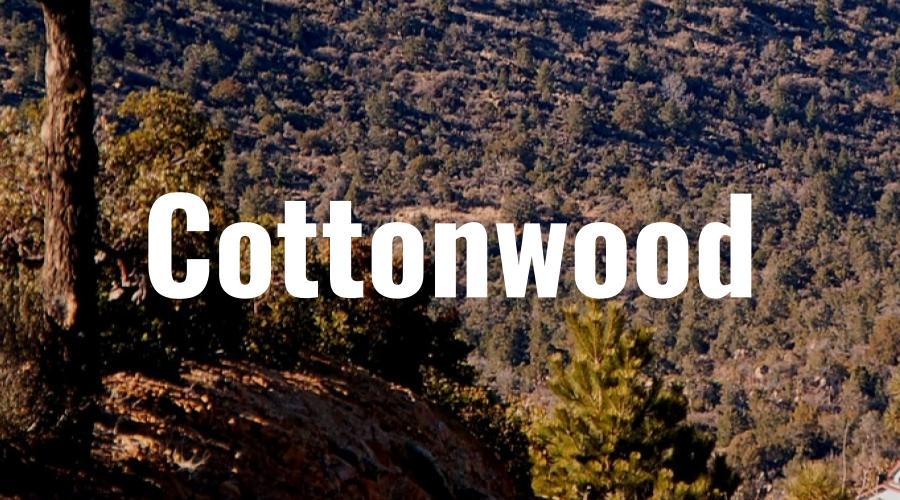 Cottonwood Arizona Lifey