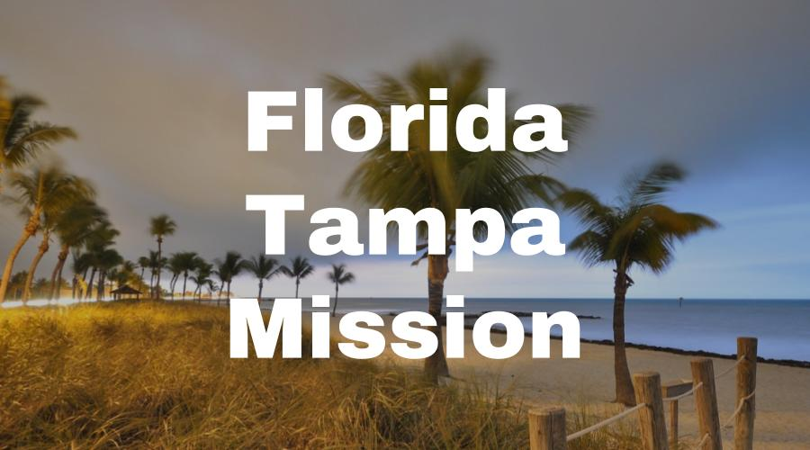*Other Mission Pages: Florida LDS Missions.