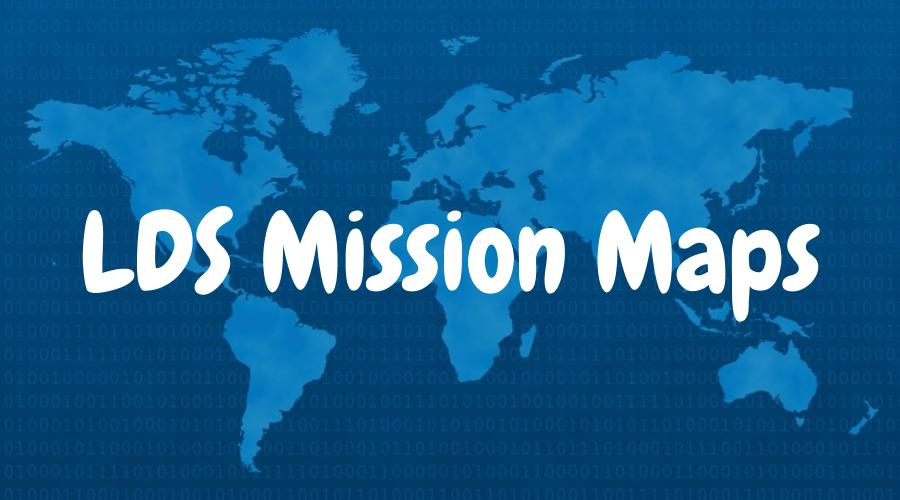 Lds Missions In California Map.Lds Mission Maps Lifey