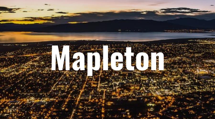Mapleton Utah Lifey