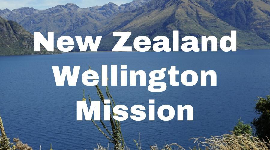New Zealand Wellington Mission – Lifey