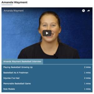 Amanda Wayment