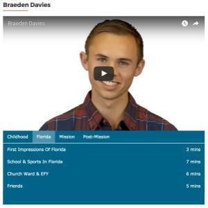 Braeden Davies