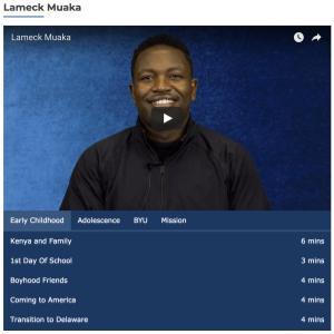 Lameck Muaka