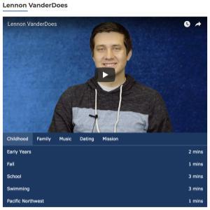 Lennon VanderDoes