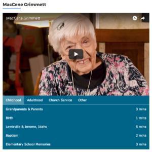 MacCene Grimmett