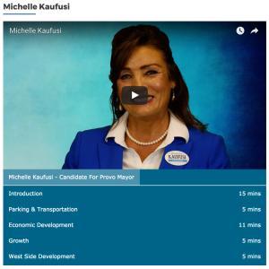 Michelle Kaufusi