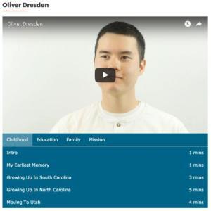 Oliver Dresden