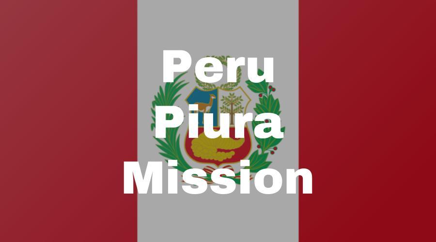 Peru Piura Mission The Lifey App