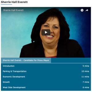Sherrie Hall Everett